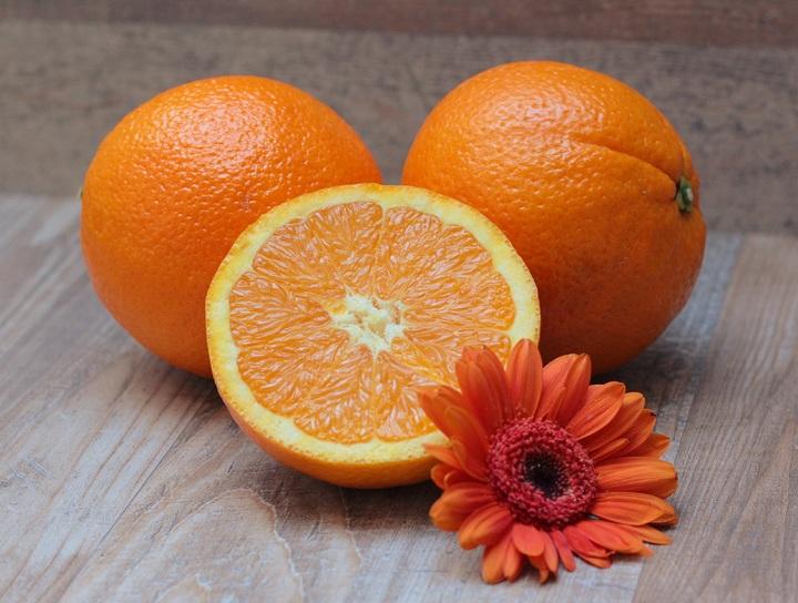 Pyssel, fågelmatare apelsin